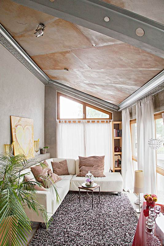 The Best Lighting Fitting For Sloped Ceilings